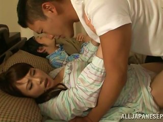 Steamy Asian Girl Gets Fucked Hard By A Steam Dude
