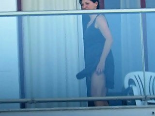 Pants Off On Hotel Balcony Free Mature Porn 33 Xhamster